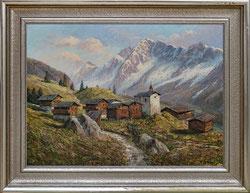 Nr. 3524 Eisten im Lötschental