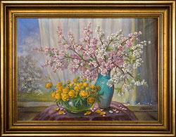 Nr. 1560 Frühling im Haus