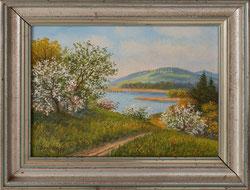 Nr.3012 Frühlingslandschaft
