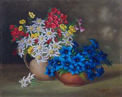 Nr.317 Alpenblumen