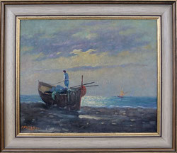Nr. 1403 Fischerboot bei St.Raphael