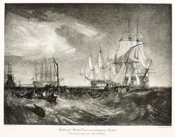 Nr. 1549.11 Spithead: Boatscrew recovering an Anchor