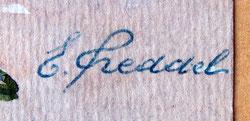 FREDDEL  E.