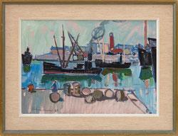 Nr. 3657 Scheveningen, 1964