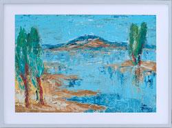 Nr. 3381 Lac du Salagou (F)