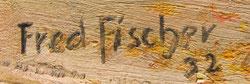 FISCHER  FRED