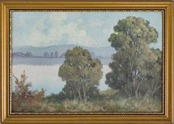 Nr.2893 Seelandschaft