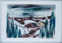 Nr.2647 Winterlandschaft