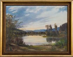 Nr.963 Moorsee-Landschaft