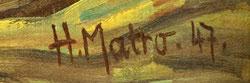MATRO  HANS