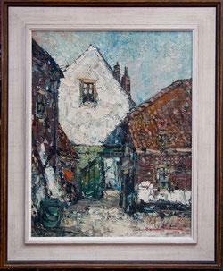 Nr. 1557 Hinterhof