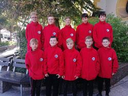 Kinderelferrat der Ahrweiler Karnevals-Gesellschaft