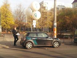 Luftballons und Ballongas in Berlin kaufen