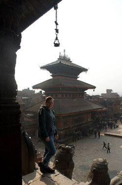Nepal the roaming lioness travel adventure occupational therapist