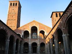 Visita guidata basilica sant'ambrogio