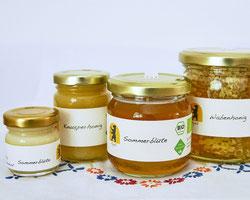 Honig im Onlineshop