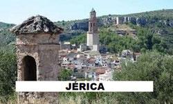 Jérica es una ciudad de la provincia de Castellón en la Comunidad Valenciana (España)