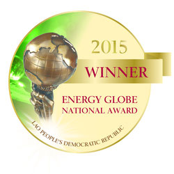 Energy Globe Award Laos