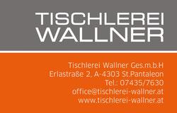Tischlerei Wallner