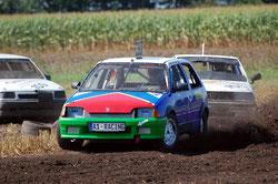 A1-Racing: Vorn dabei ...