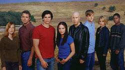 """regarder la série """"Smallville"""""""
