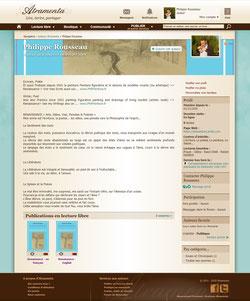 https://www.atramenta.net/authors/philippe-rousseau/115119                               https://phrpeinture.jimdo.com/renaissance-arts-id%C3%A9es-vies-pens%C3%A9es-po%C3%A9sies/
