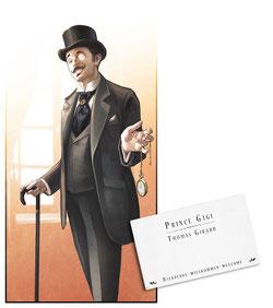 Prince Gigi / Thomas Girard    / Lyon  -    http://prince-gigi.blogspot.fr/    -    http://www.conisme.com