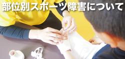 塚口・武庫之荘・伊丹の整体アスイク、こども・スポーツ選手に起こる部位別スポーツ障害