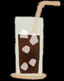 アイスコーヒのシミの落とし方