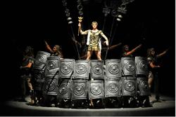 ボリショイ劇場バレエ来日公演「スパルタクス」©Hidemi Seto