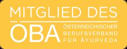 Ayursana-Mitglid des Österreichischen Berufsverband für Ayurveda