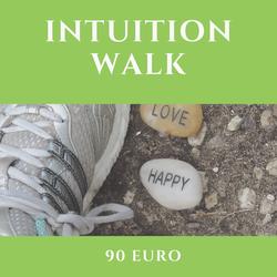 Intuition-Walk Berlin, intuitiver therapeutischer Spaziergang Schöneberg,  freie ganzheitliche Lebensberatung und Psychotherapie