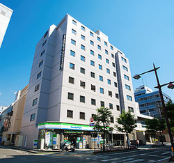 松山ニューグランドホテル  イエローマップ配布箇所ホテル写真画像