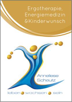 Folder Vorderseite, Anneliese Scheutz