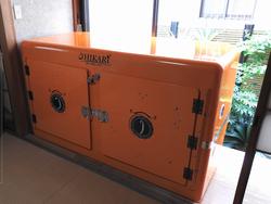 耐震シェルターを関西エクステリアフェア出展