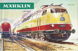 1966-67 Märklin Katalog DE