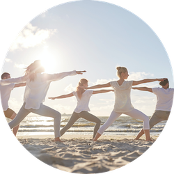 offene Yoga Klassen Conil