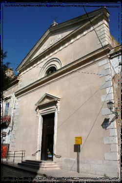 Parrocchia Santa Maria della Strada Torremaggiore -FG-