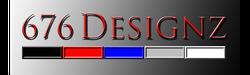 676 DESIGNZ - Startseite - Logo Sidebar