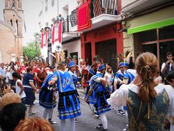 Festes de la Mare de Déu de la Salut de Algemesí, Comunidad Valenciana.
