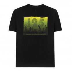 T-Shirt - 125 Jahre - in verschiedenen Größen kostenlos