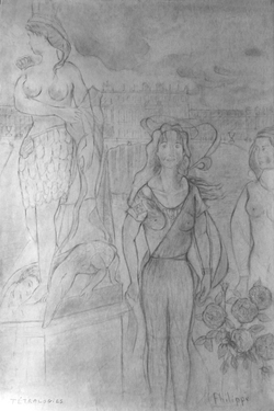 PAGE : 24 - L'amérique ou Trétralogies (Galerie de Peinture)