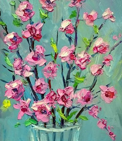 Dipingo i fiori per non farli morire. Frida Kahlo