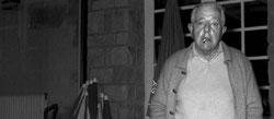 Jacques Prévert en 1977. Une de ses dernieres photos