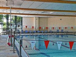 Die Schwimmer können seit über einem Jahr nicht mehr im Laguna trainieren. Foto: zVg/Thomas Dix Foto: Weiler Zeitung