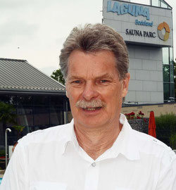 Laguna-Geschäftsführer Carl- Stephan Matti (Foto: Fraune/ Weiler Zeitung)