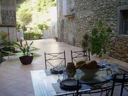 gite a Villardebelle (Aude)