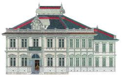 旧第五十九銀行本店本館(現青森銀行記念館