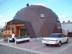 15角形 IA3V(5/8球)直径13.5m