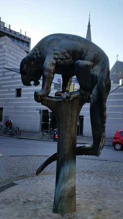 Das Aachener Bahkauv (Photo Martina Fey)